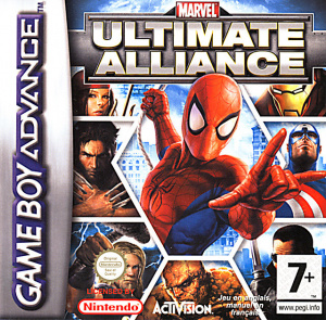 Marvel Ultimate Alliance sur GBA