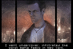 Max Payne vide son chargeur sur GBA