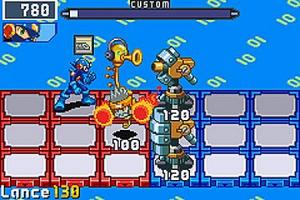 Megaman Battle Network 5 : Team Protoman
