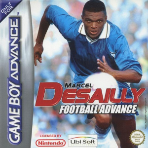 Marcel Desailly Football Advance sur GBA