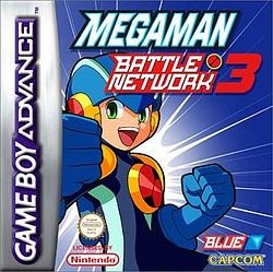 MegaMan Battle Network 3 : Blue Version