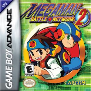 Mega Man Battle Network 2 sur GBA