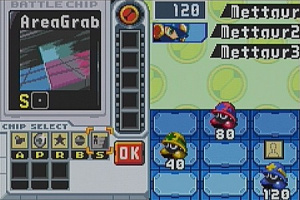 Megaman Battle Network 6 : Cybeast Falzar