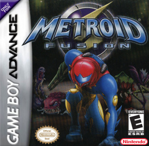 Metroid Fusion sur GBA
