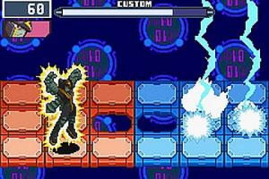 Mega Man Battle Network 6, images et précisions
