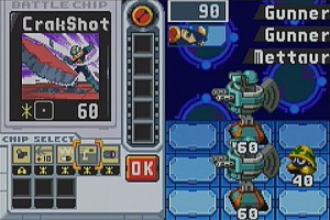 Megaman Battle Network 6 : Cybeast Gregar