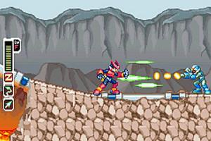 Megaman Zero 3 bondit dans votre GBA