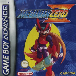 Mega Man Zero sur GBA