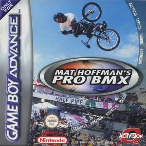Mat Hoffman's Pro BMX sur GBA