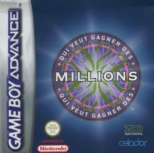 Qui Veut Gagner des Millions sur GBA