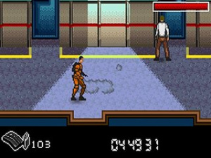 Mission Impossible pour GBA