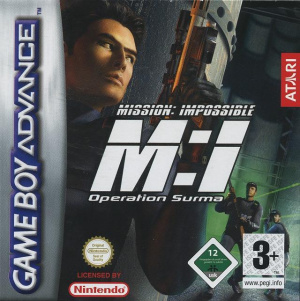 Mission : Impossible : Operation Surma sur GBA