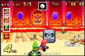 E3: Mario Kart Advance pour aout