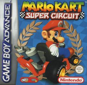 Mario Kart : Super Circuit sur GBA