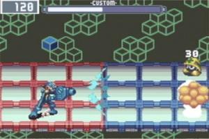 Mega Man Battle Network 3 : White Version