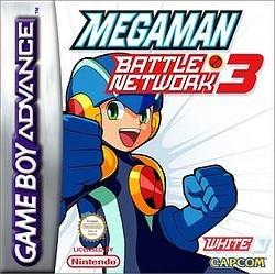 Mega Man Battle Network 3 : White Version sur GBA
