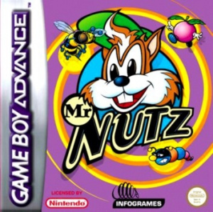 Mr. Nutz sur GBA