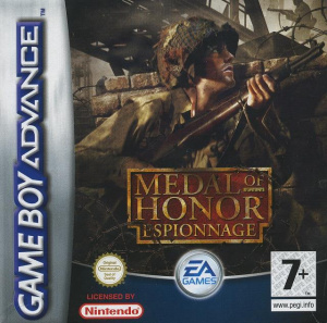 Medal of Honor : Espionnage sur GBA