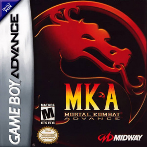Mortal Kombat Advance