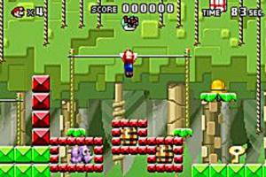 Mario Vs Donkey Kong en 22 tableaux
