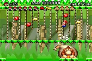 Mario Vs Donkey Kong