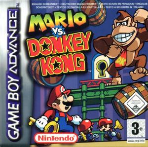 Mario vs. Donkey Kong sur GBA