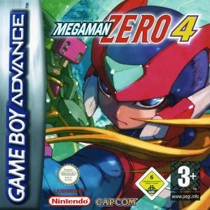 Mega Man Zero 4 sur GBA