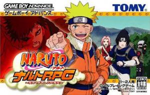 Naruto RPG : Uketsugareshi Hi no Ishi sur GBA