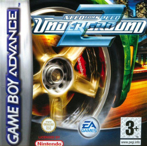 Need for Speed Underground 2 sur GBA