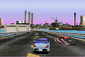NFS Most Wanted roule sur GBA