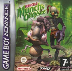 Oddworld : Munch's Oddysee sur GBA