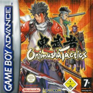 Onimusha Tactics sur GBA