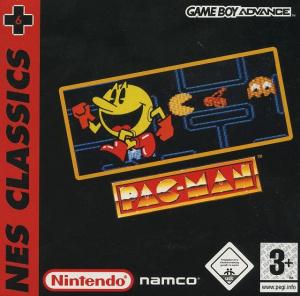 Pac-Man sur GBA