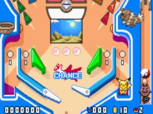 Pokemon Pinball : Rubis & Saphir
