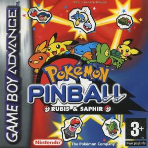Pokémon Pinball : Rubis & Saphir sur GBA