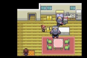 Pokemon Saphir