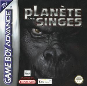 Planète des Singes sur GBA