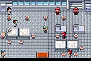 Pokemon Emerald en images