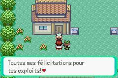 code rencontre pokemon emeraude emulateur