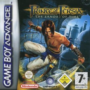 Prince of Persia : Les Sables du Temps sur GBA