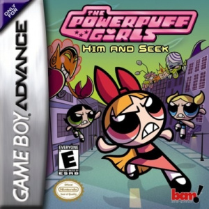 The Powerpuff Girls : Him and Seek sur GBA