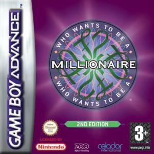 Qui Veut Gagner des Millions : 2ème Edition sur GBA