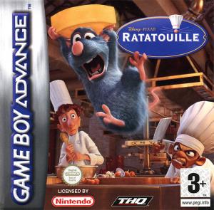 Ratatouille sur GBA