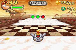 Images : Rayman lutte sur GBA