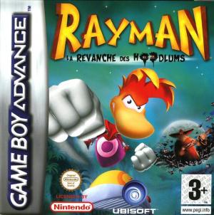 Rayman : La Revanche des Hoodlums sur GBA
