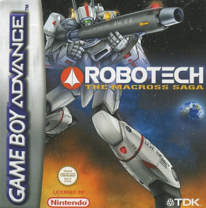 Robotech : The Macross Saga