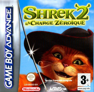 Shrek 2 : La Charge Zéroique sur GBA