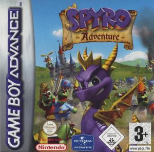 Spyro Adventure