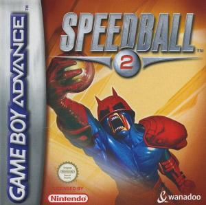 Speedball 2 sur GBA