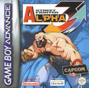 Street Fighter Alpha 3 sur GBA